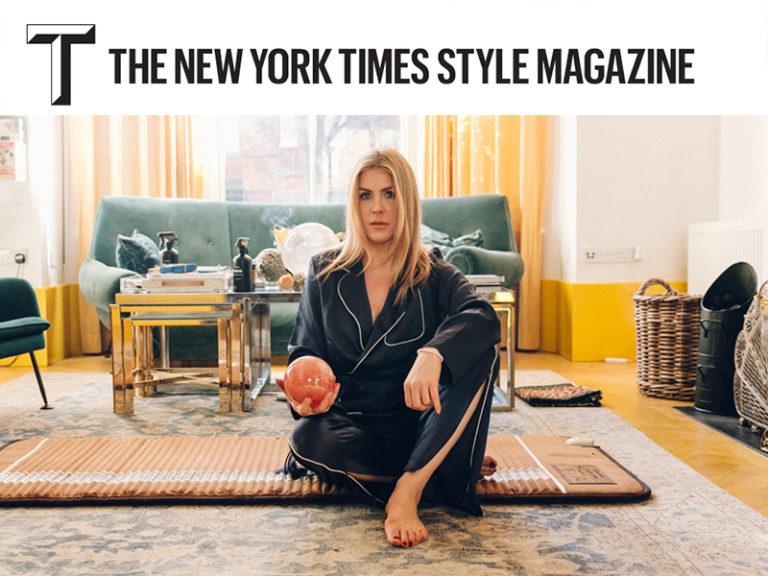 NYTimes - Fiona Leahy - Terrence the Teacher