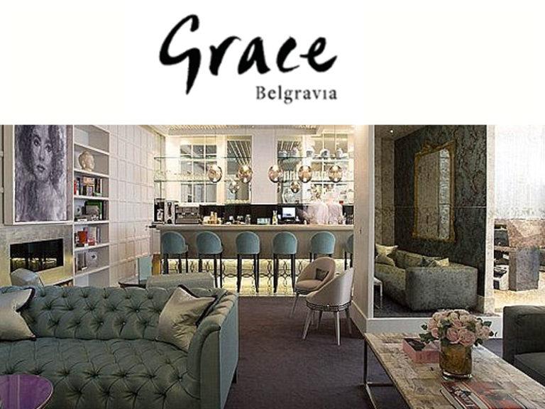 Grace Belgravia - Terrence the Teacher