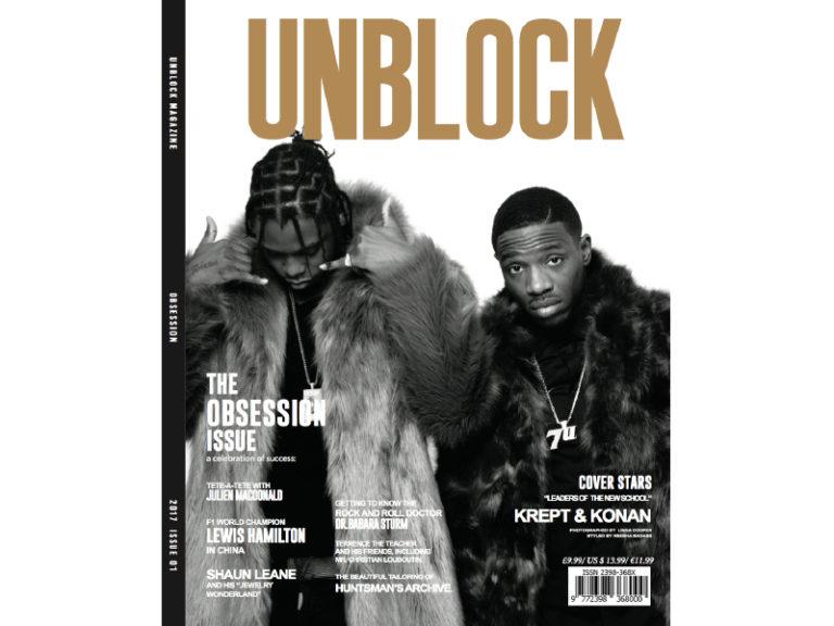 Unblock Magazine, December 2017
