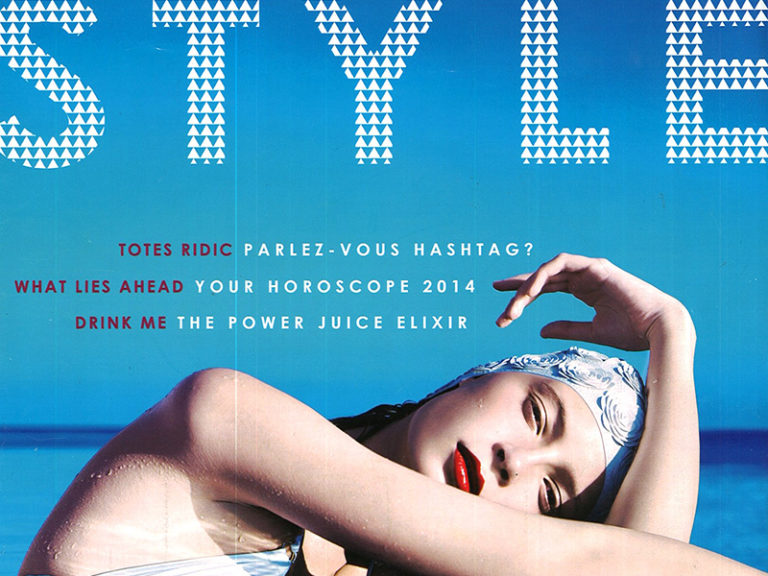 Style Magazine December 2013